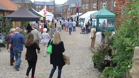 The Aldeburgh food and drink festival at Snape Maltings