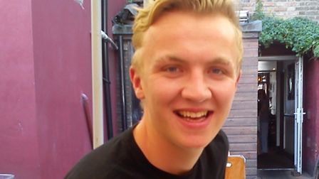 An inquest has been held into the death of Jamie Kelly, who died aged 23 in a car crash. Photo: Kell