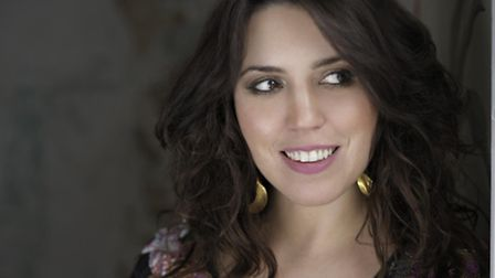 Venezuelan pianist-composer Gabriela Monterowho will be providing an imporvised score to accompany t