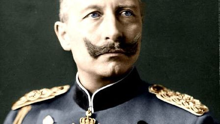 Kaiser Wilhelm II - worried about the stalemate