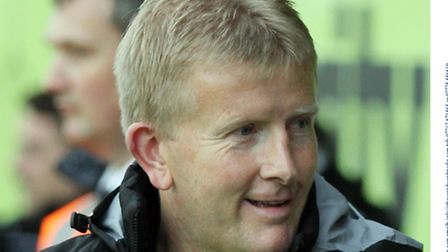 Forest Green Rovers boss Adrian Pennock. Thousand Word Media