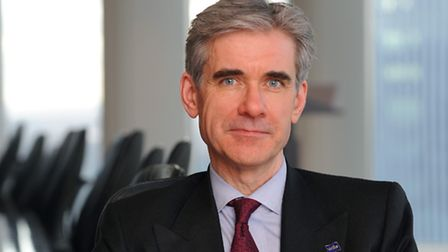 Dominic Casserley, group CEO of Willis