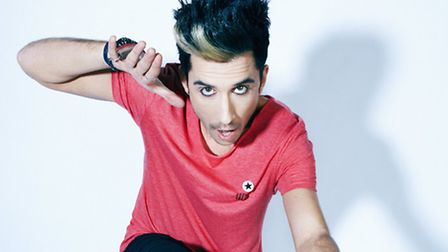 So is Russell Kane