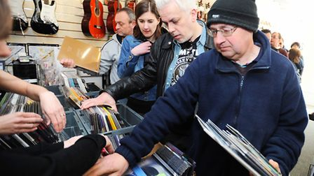 Record Store Day. This year Compact Music in North Street, Sudbury, will have a selection of limited