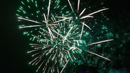 Fireworks will be taking place across the region this week. PHOTO: Archant
