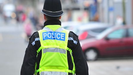 Man cleared of driving at police officer