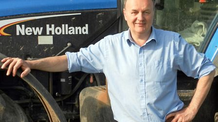 Robert Stacey, NFU council delegate for Essex.