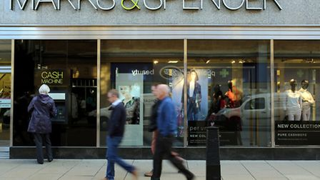Marks & Spencer today posted a 0.7% lift in like-for-like sales in its general merchandise arm.