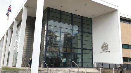 Iain Dunn was jailed for three years at Ipswich Crown Court for a break-in in Diss. Picture: Archant