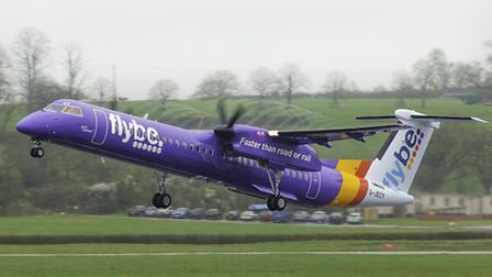 Flybe has increased its capacity for this summer by 13%.