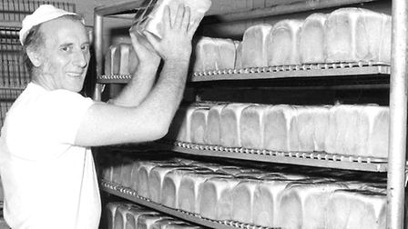 Were you on the staff at TookÕs bakery, Ipswich when these photographs were taken in the 1970s. (Pho