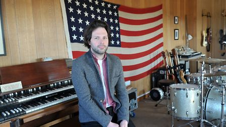 Keane bassist Jesse Quin has set up a new arts hub called Old Jet Lodge at Bentwaters Parks.
