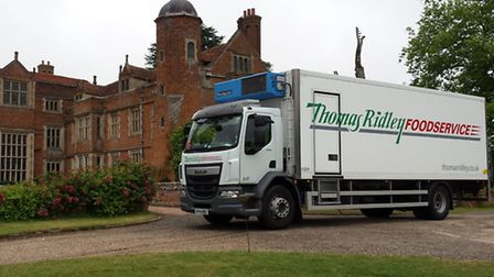 Thomas Ridley Foodservice plans to offer local and regioinal food producers in East Anglia a route i
