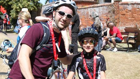 Diss Cyclathon is a family celebration of all things cycle related. Picture: Neil Collins