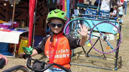 Diss Cyclathon has been named 'Best Cycling Event' at Cycling UK's Volunteer Awards. Picture: Neil C