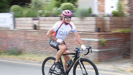 Diss Cyclathon which has been running for three years involves family rides and a nine-town sportive