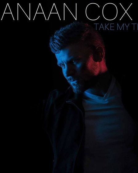 Canaan Cox most recent single Take My Time coincided with his UK performances. Picture: Canaan Cox