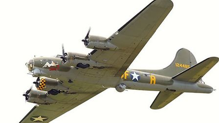 The Sally B, which will appear for the first time at this year's Clacton Air Show