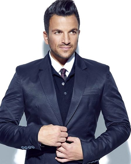 Peter Andre, who Eve worked with at the height of his pop fame