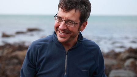 George Monbiot who appeared at the Suffolk Festival of Ideas.