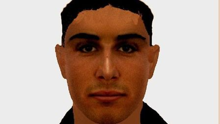 An e-fit of the suspect.
