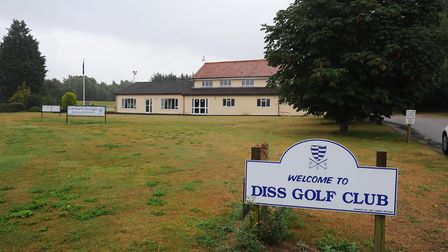 Diss Golf Club Picture by: Sonya Duncan