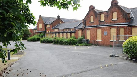 The former West Villa homeless unit site is to become the new Two Rivers Medical Centre