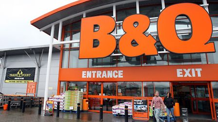 """B&Q parent Kingfisher said it was ploughing on with a shake-up plan """"at pace"""" as it reported a first"""