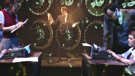 That Is All You Need To Know, the story of Bletchley Park's code-breakers, part of Pulse theatre fes