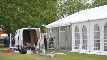 The countdown to the Suffolk Show is on