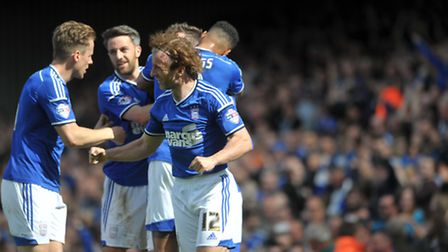 Will Ipswich be going to Wembley?