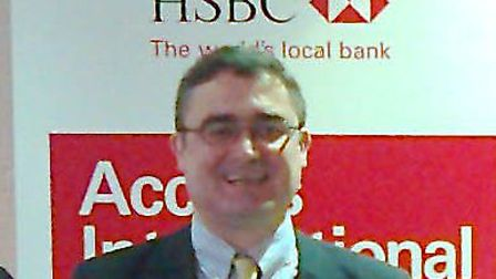 Kevin Thorn of HSBC.
