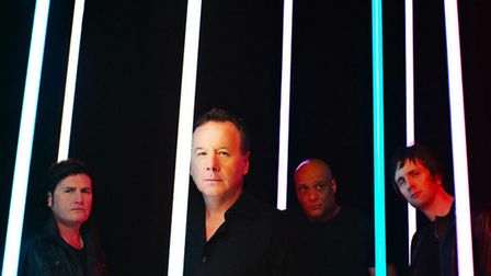 Simple Minds, who played at the Ipswich Regent on Monday night