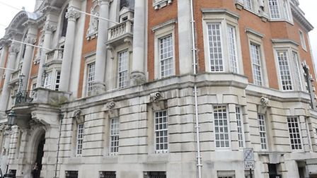 Who will take over Colchester Town Hall?
