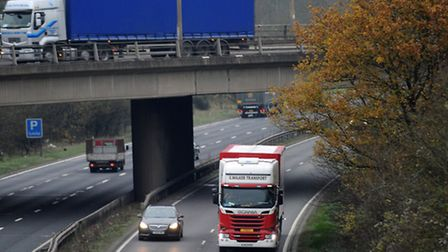 The A12. Library image.