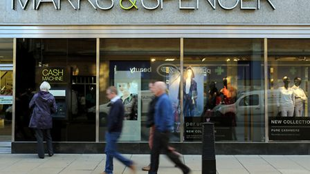 Marks & Spencer reports its annual results on Wednesday.
