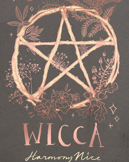 Harmony Nice will be signing copies of her new book WICCA on Wednesday 31st October at WHSmith Norwi