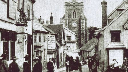 Traders of the Triangle front cover. PHOTO: Diss Heritage Triangle Trust CIO