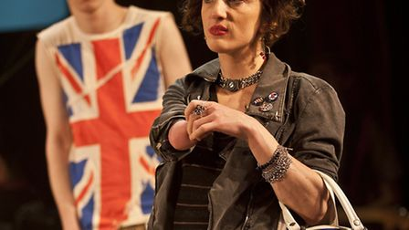 Reasons To Be Cheerful - the critically acclaimed co-prduction between Graeae Theatre Company and th