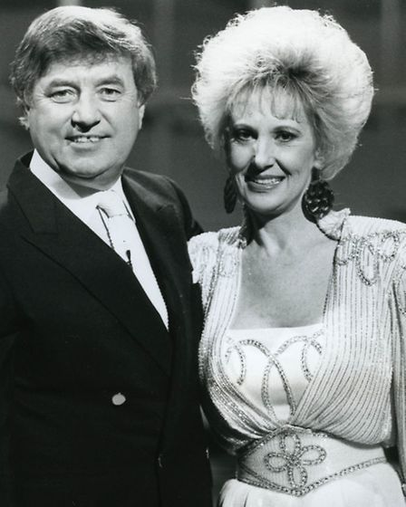 After ten with Jimmy Tarbuck 23rd April