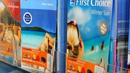 The Thompson and First Choice holiday brands could be phased out by parent company TUI.