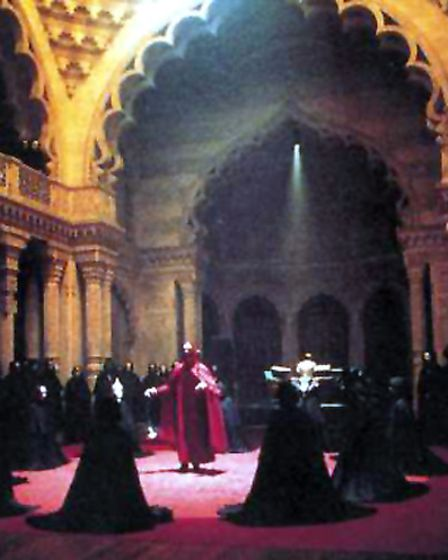 Suffolk's Elveden Hall was the location for the masked ball in Eyes Wide Shut, directed by Stanley K