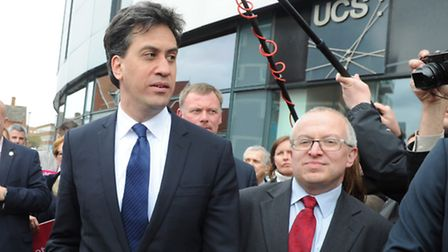 Despite Ed Miliband's visit to Ipswich, the Labour campaign in the town was a disaster.