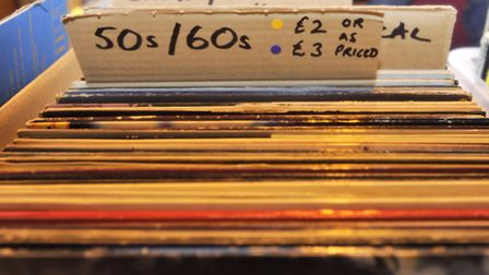 Classic albums are ripe for a good browse in search of that elusive rarity. Downloads don't trigger