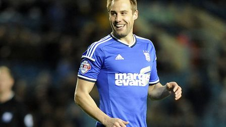 Luke Varney, in action for Ipswich Town. Photo: PAGEPIX LTD