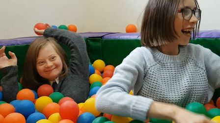 The HOPS centre which supplies a place for children with special needs to play in Eye is at risk of