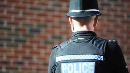 Police are investigating a robbery in Colchester