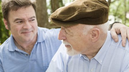 There are almost 34,000 unpaid carers in north Essex alone. Stock image.
