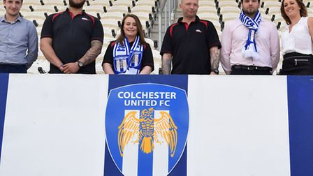 Rallysport Engineering sign sponsorship deal with Colchester United