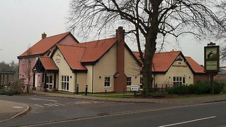 Pub chain wants to build a new hotel and retail units on land behinjd The Thatchers Neddle pub in Di